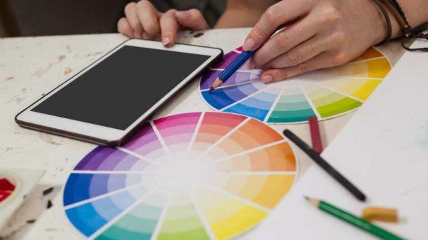 Dlaczego niebieski jest najchetniej uzywanym kolorem w marketingu