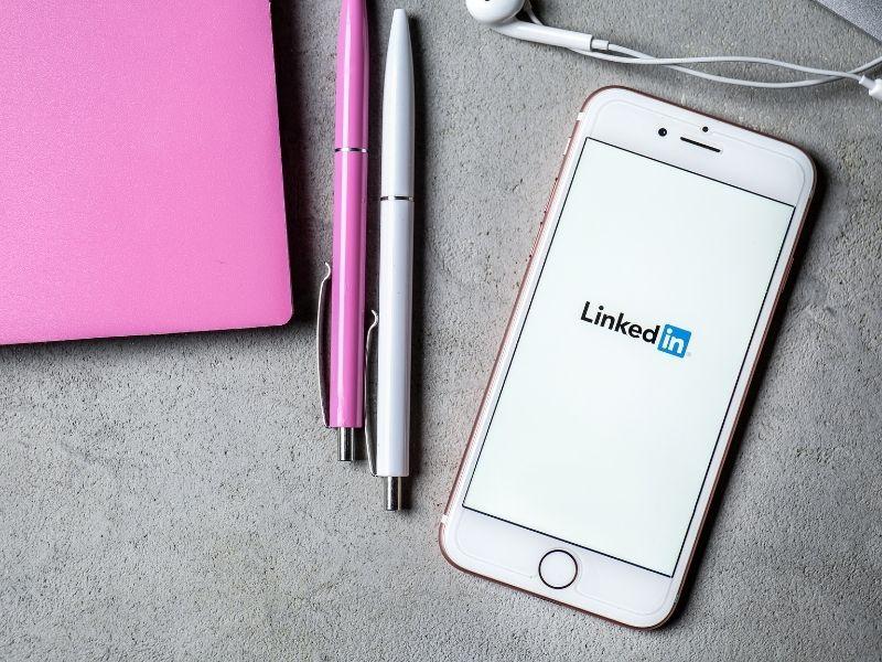 PR na LinkedIn